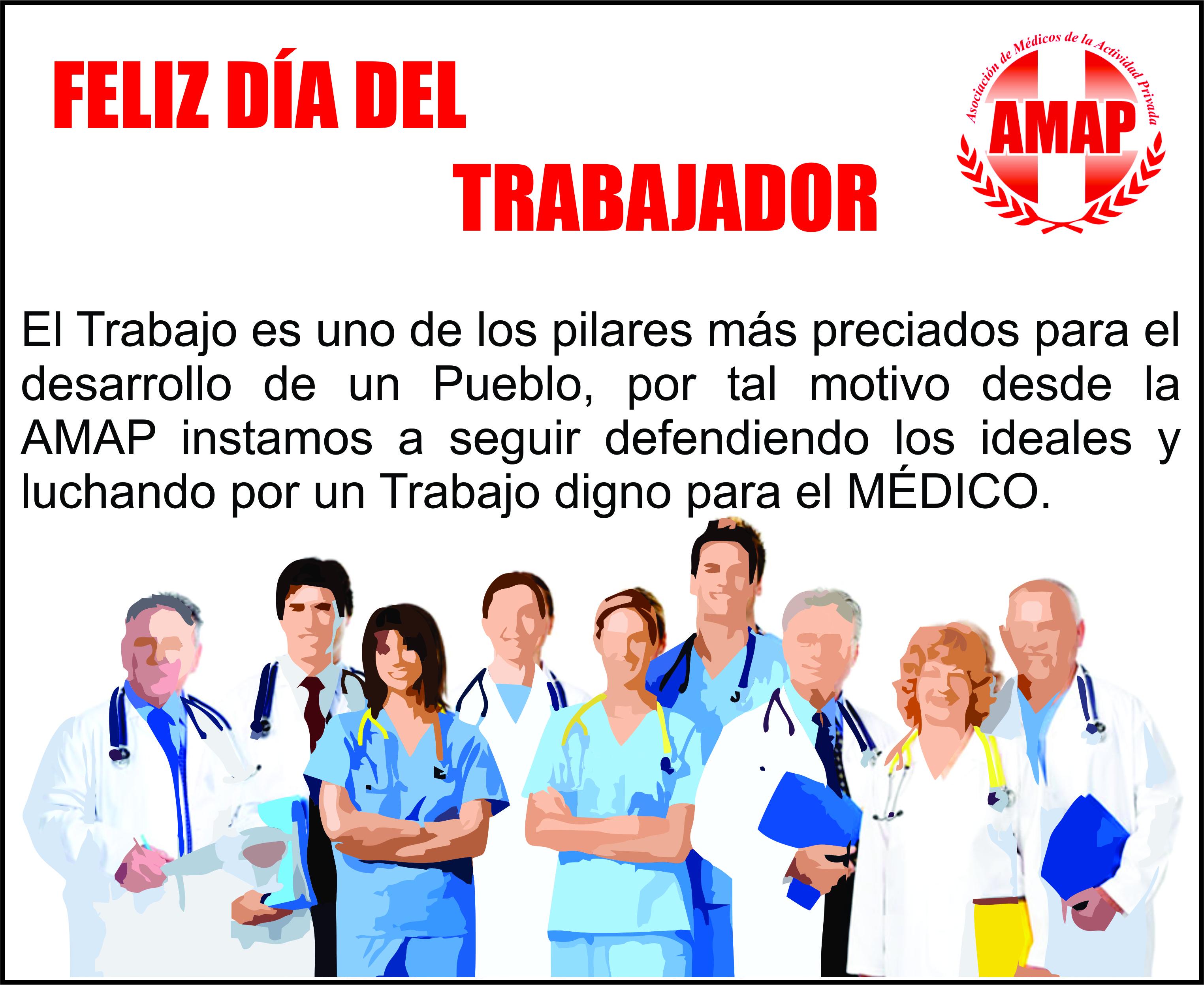 Amap 1 de mayo d a del trabajador la amap saluda a for Gimnasio 1 de mayo